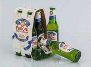 italienisches bier_lizenzfrei