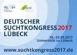 Deutscher Suchtkongress 2017 vom 18.-20. September in Lübeck