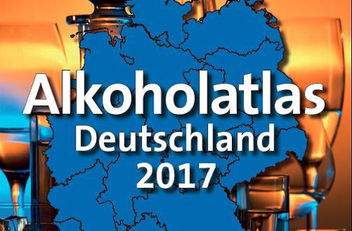 Lektüretipp: Alkoholatlas Deutschland 2017 des DKFZ