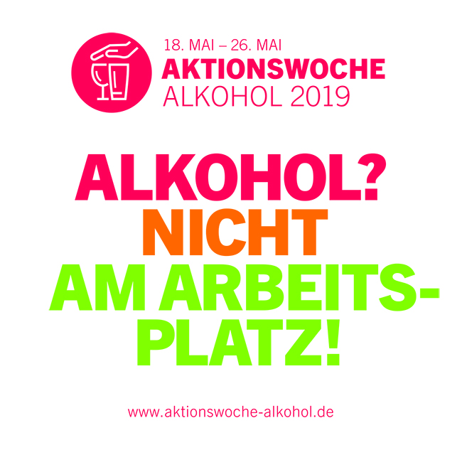 Aktionswoche Alkohol 2019 in Hamburg