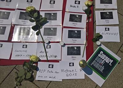 Gedenktag in Hamburg