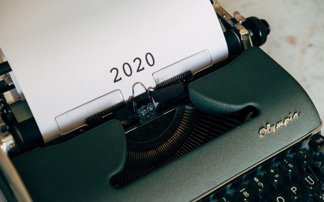 Jahresbericht 2020 erschienen